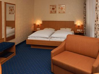 Gästehaus - Doppelzimmer